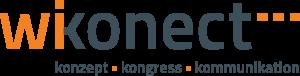wikonect Logo + Claim RGB