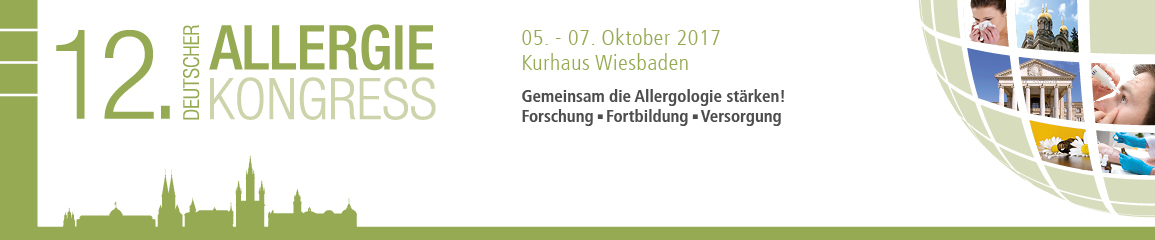 12. Deutscher Allergiekongress 2017