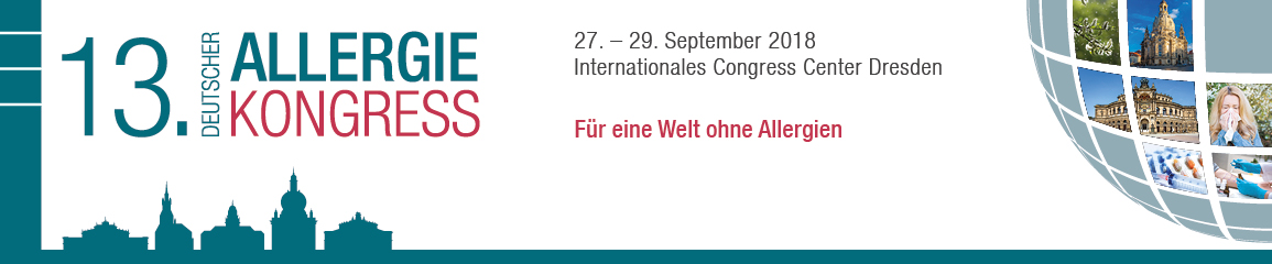 13. Deutscher Allergiekongress 2018