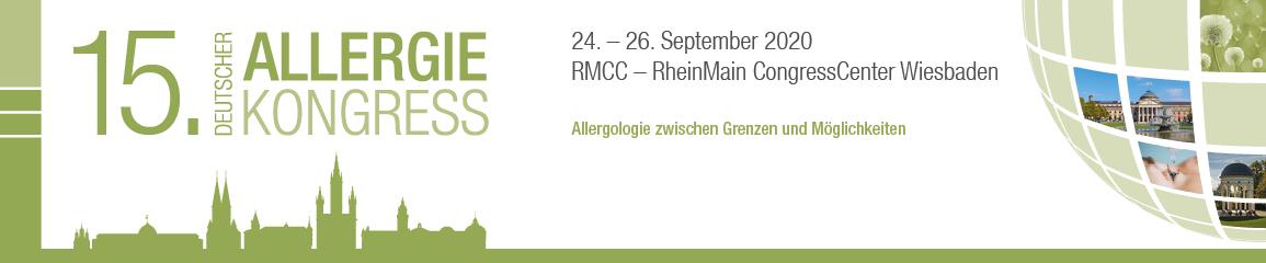 15. Deutscher Allergiekongress 2020